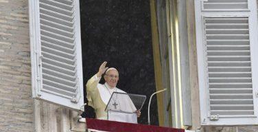 Слово Папы Франциска перед чтением молитвы «Ангел Господень» в 31-е Рядовое воскресенье. 4 ноября 2018 г., площадь Св. Петра