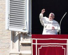 Слово Папы Франциска перед чтением молитвы «Ангел Господень» в 32-е Рядовое воскресенье. 11 ноября 2018 г., площадь Св. Петра