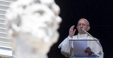 Слово Папы Франциска перед чтением молитвы «Ангел Господень» в 33-е Рядовое воскресенье. 18 ноября 2018 г., площадь Св. Петра