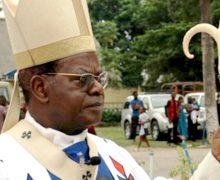 Ушел в отставку конголезский кардинал Лоран Монсенгво – видный иерарх Католической Церкви в Африке