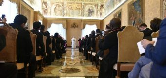 Папа призвал распространять «евхаристическую культуру»