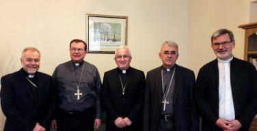 В Санкт-Петербурге прошло очередное Пленарное заседаниеКонференции католических епископов России