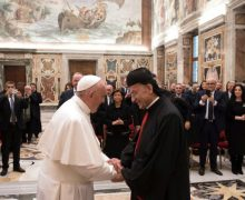 Папа Франциск поблагодарил ливанцев за гостеприимство по отношению к беженцам и за сбалансированные отношения с мусульманами