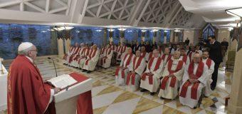 На Мессе в Доме Св. Марфы Папа Франциск размышлял о том, каким должен быть епископ, на примере святого священномученика Йосафата Кунцевича