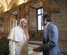 Папа Франциск: сердца безнравственных людей закрыты