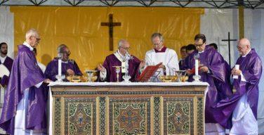 Папа Франциск возглавил Заупокойную Мессу за всех усопших верных на одном из римских кладбищ