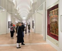 Третьяковка привезла свои шедевры в Ватикан. Экспозиция в Соборе Святого Петра охватывает шесть веков русского искусства