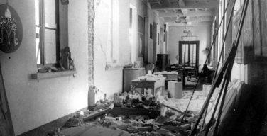 5 ноября — 75 годовщина бомбардировки Ватикана