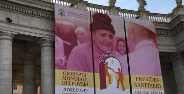 В Ватикане открыт медпункт для нуждающихся (ФОТО + ВИДЕО)