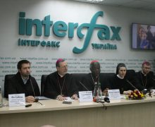 Гуманитарная миссия Ватикана на Украине