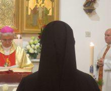 В Екатеринбурге сестра Ирина Чичерова, SAC, принесла вечные монашеские обеты