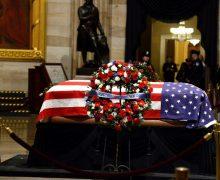 Соболезнование Папы Франциска по поводу кончины Джорджа Буша-старшего